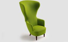 GH Möbel 3D Koltuk Modelleme