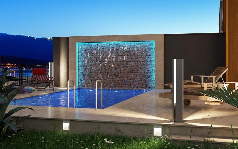 3d havuz tasarımı