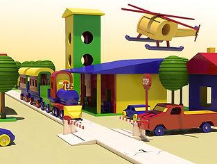 3D ile oyuncak modelleme