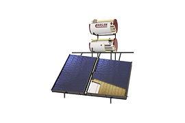 Warmwasser Solar Energy System