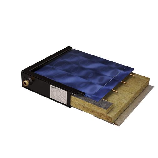 Solarenergie Sistem Sammler