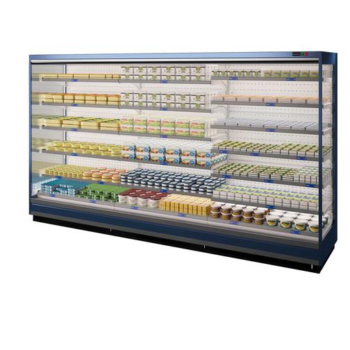 Industriekühlschrank Visualisierung