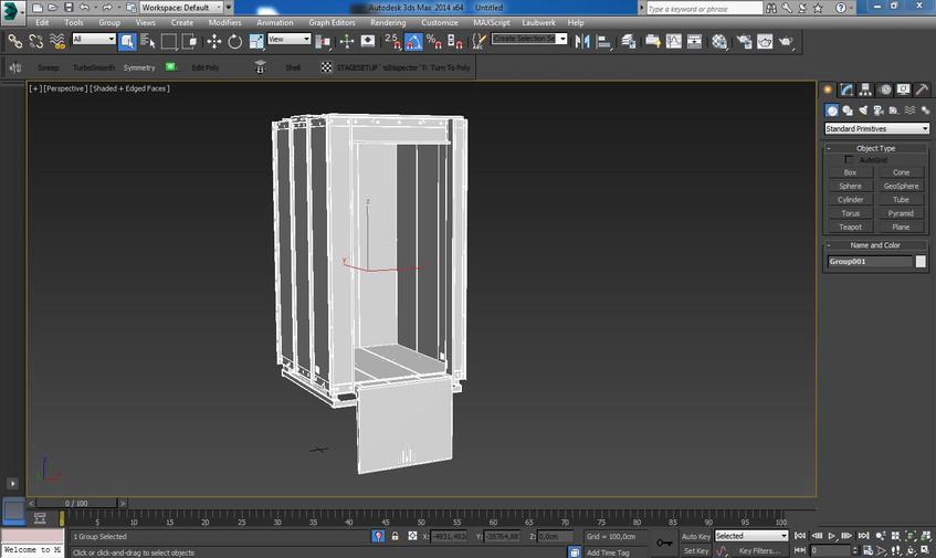 endüstriyel_görselleştirmesi_için_gelen_3D_Asansör_kabin_çizimi