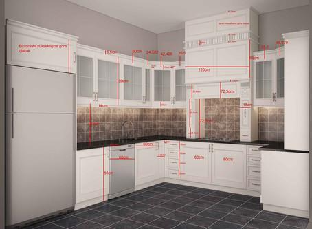 3D Atölye Olarak Mutfağınızı 3D Modelleme ile Nasıl Modelliyoruz ?