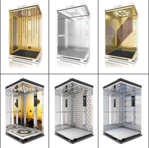 3D ile Asansör Kabin Tasarımı