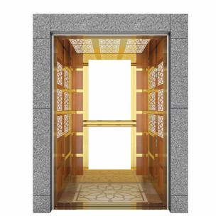 3D Asansör Kabin Tasarımı