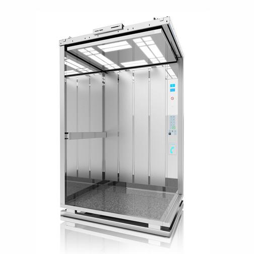 Lift Visualisierung
