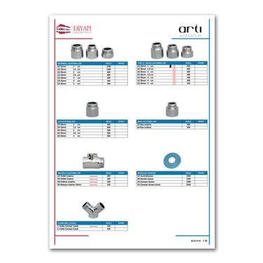Ürün Sayfa Katalog Tasarımı