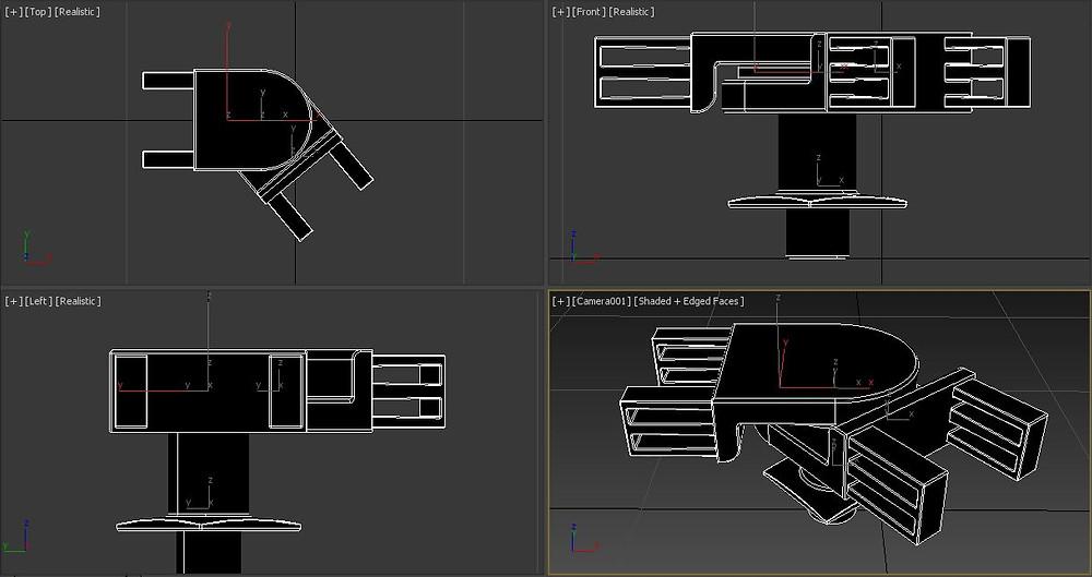 3d tasarım açıları