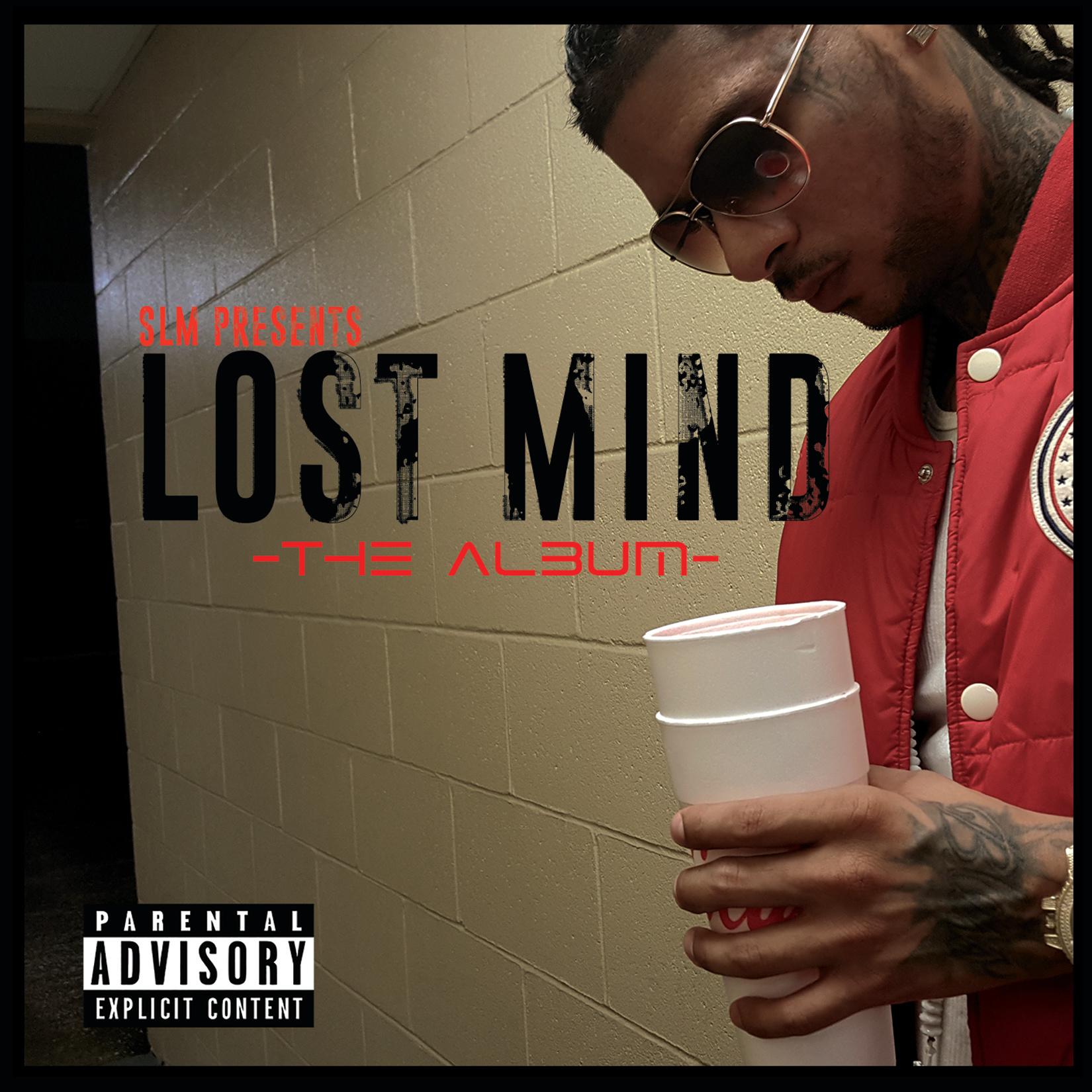 Lost Mind promo album pic for store