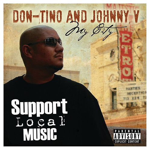 "Don-Tinio & Johnny V ""My City"" Album"