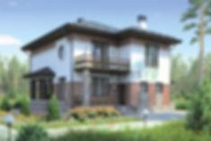 cтроительство частных домов, строительство из блоков, строительство дома под ключ