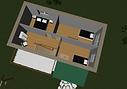 дома из блоков, загородные дома, индивидуальное строительство, строительство из блоков хабаровск