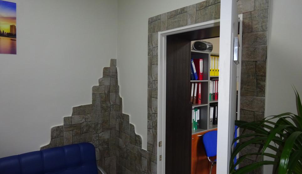 Внутренняя отделка офиса