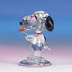 Crystal World Figurines