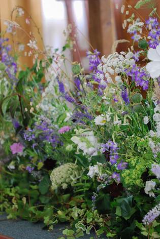 Wedding Flowers Meadow British Summer Ke