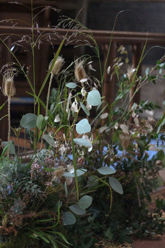 Tunbridge Wells Wedding Ceremony Flowers