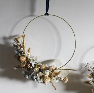 Blue-Dried-Wreath-Ribbon