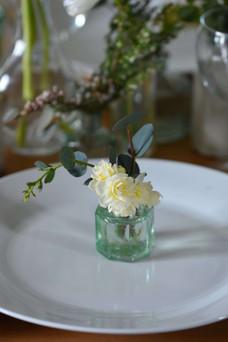 Mini Flower Table Place Setting.JPG