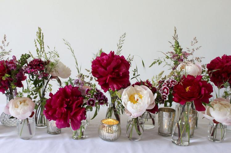 Classic Peony Wedding Table Flowers.JPG