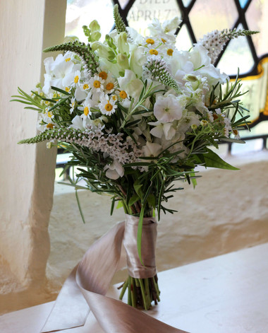 White Petite Summer Bridal Bouqurt.JPG