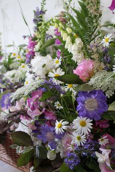 Hamper Flowers Pink Purple White Kent.JP