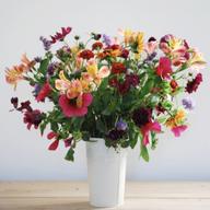 Cecily & Ernest Colourful Summer Vase