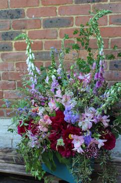 British Spring Seasonal Flower Party Arr