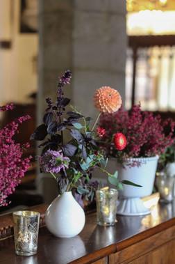 Autumnal Tones Wedding Flowers Kent.JPG