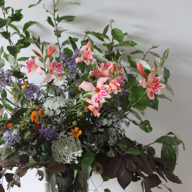 Cecily & Ernest Spring Tall Vase