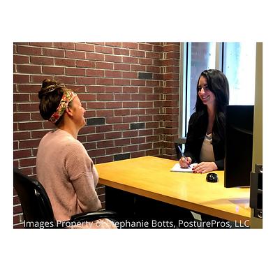 Stephanie Botts posturepros consultation