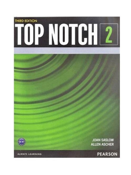 Top Notch 2 Book