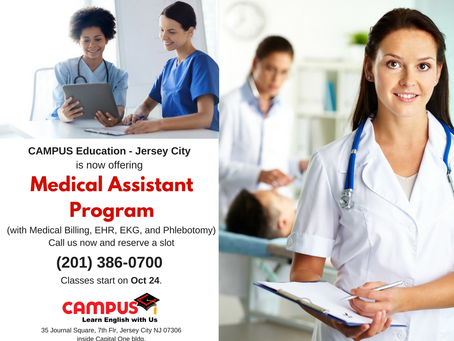 New course offered: Clinical Medical Administrative Assistant