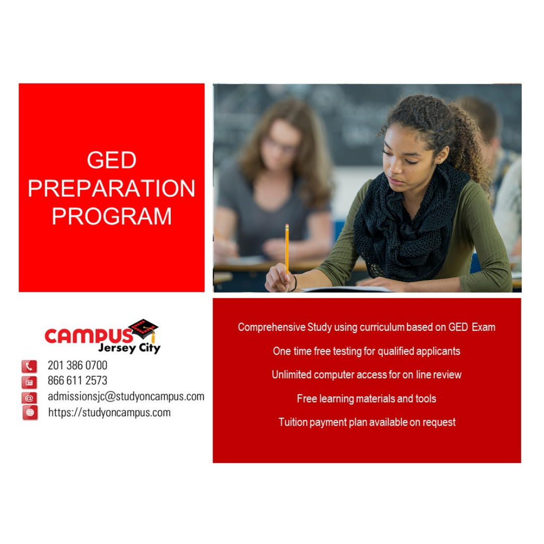 GED Preparation Program