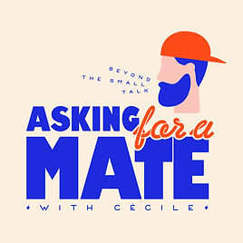Asking For A Mate Podcast Logo 2020