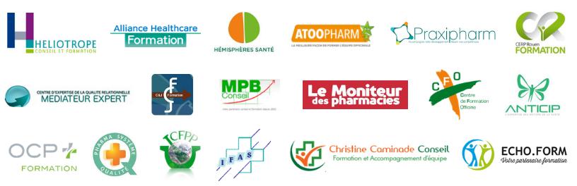 Logos Membres Unoformation