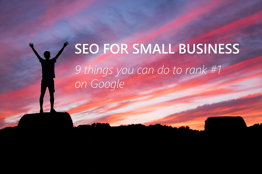 SEO for Small Business by DIGITAL BOHEMIAN