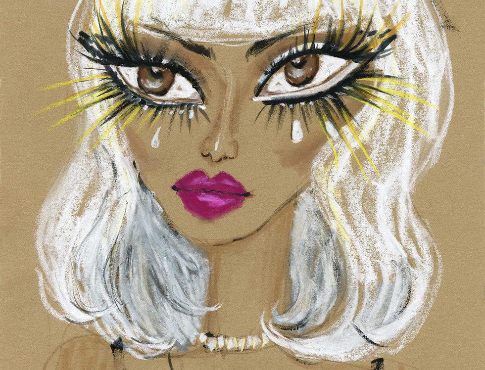 Gaga in Met Gala