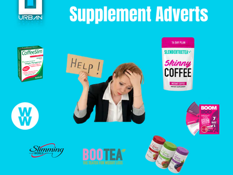 Weight Loss Supplement Adverts