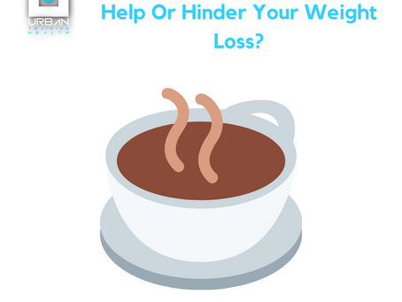How Caffeine & Coffee Can Help Or Hinder Your Weight Loss?