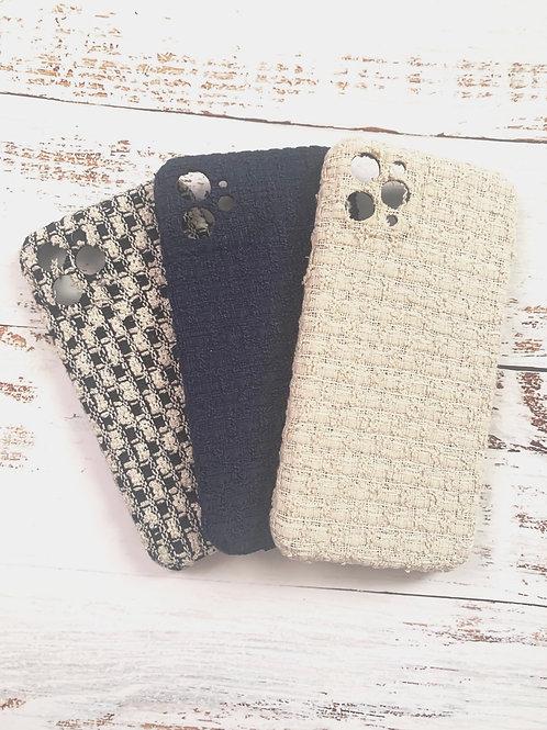 Tweed iPhone 11 Case