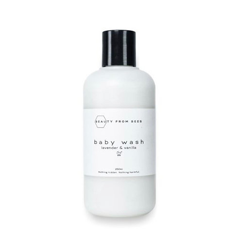 Beauty from Bees // Baby Wash (Lavender & Vanilla)