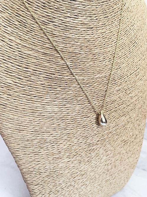 Mika + Co. // Teardrop Pendant Necklace