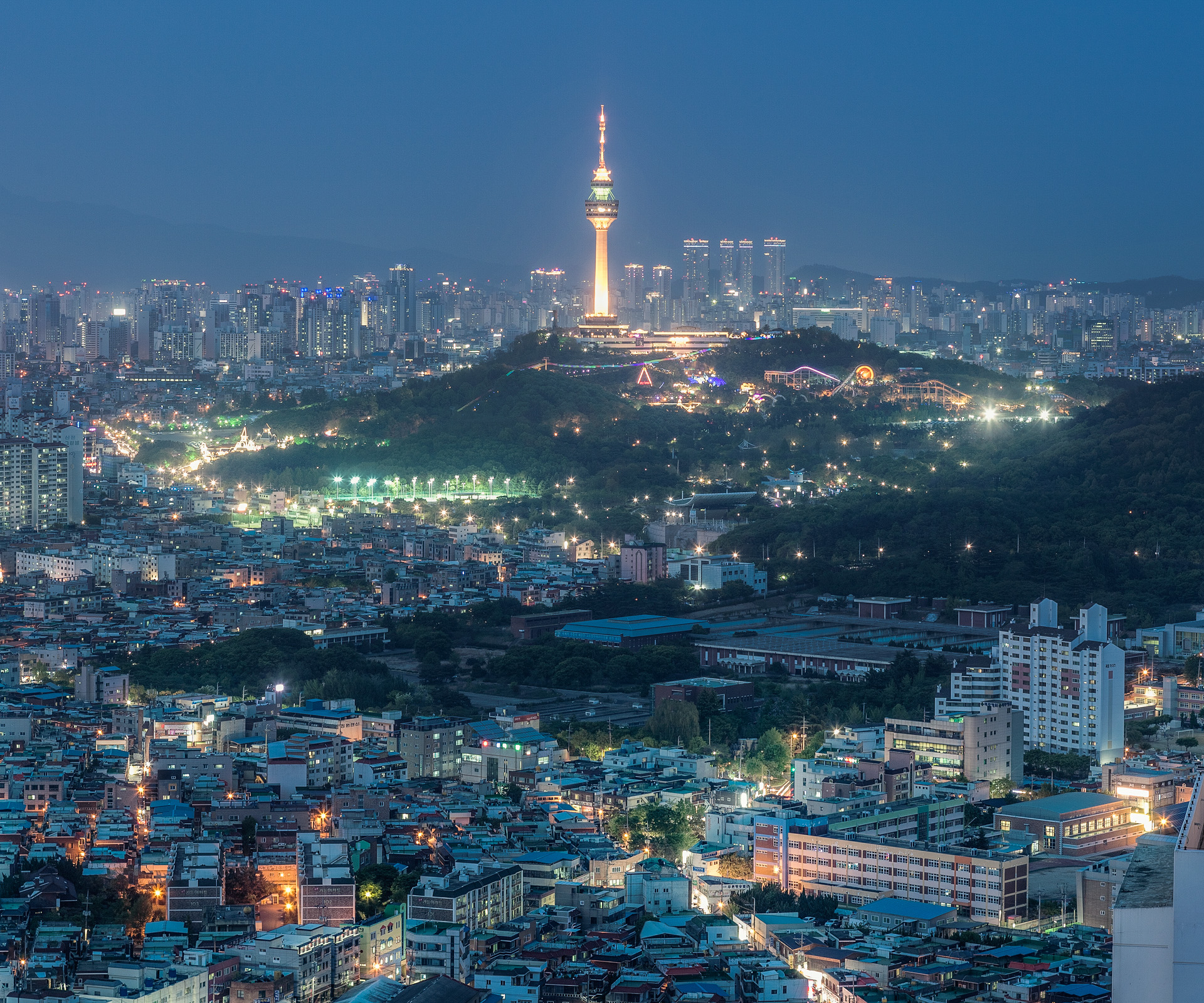 Daegu NightScape