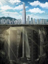 롯데월드타워 (Lotte World Tower)