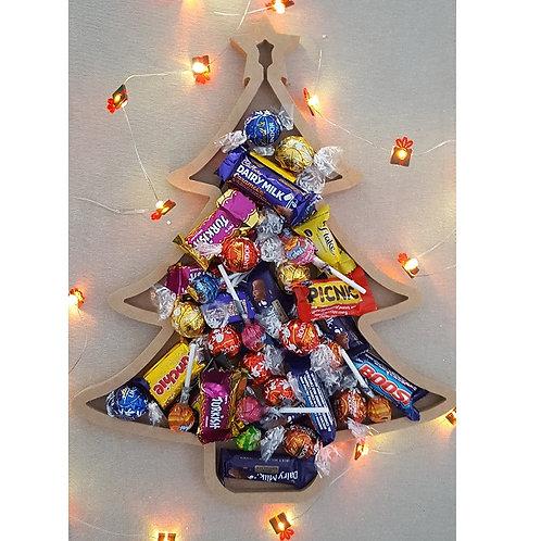 Fillable Christmas Tree
