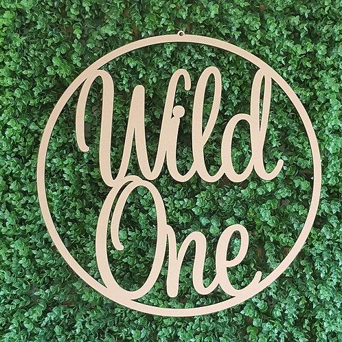 Wild One Hoop