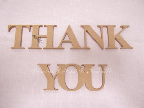 Thankyou Type 2