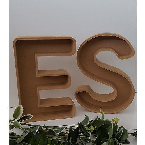 Fillable Letters - Design 2