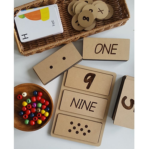 Number Match Set